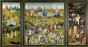 Hieronymous Bosch: Garden Of Earthly Delights