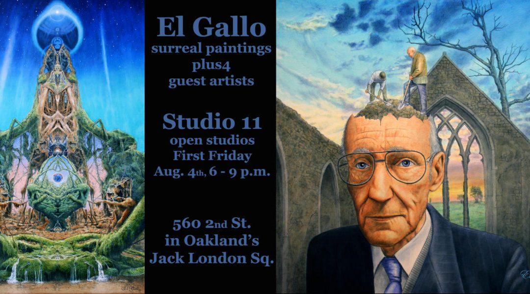 Studio 11 – Aug 4